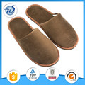 Great Promotion Wholesale China Manufactured disposable coral fleece slippers