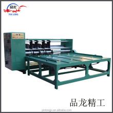 2015 GuangDong Corrugated Carton Box Chain Feed Type Rotary Slotter Slitter Corner Cutter Machine