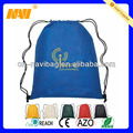 China bag factory direct produce draw string bag sports(NV-DR133)