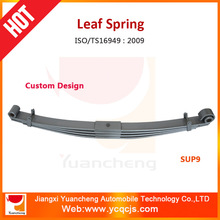 Leaf Spring Spacers Mechanical Truck Suspension System