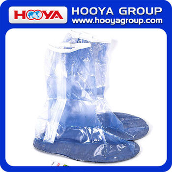 Ebola Matte White Unisex Rain Shoes Cover