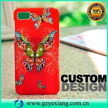 Customized printing mobile phone case for blackberry z10 cover