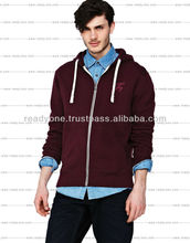 Men's Cheap Hoody Clothes,Fleece Pullover Silk Screen Printing Hoody