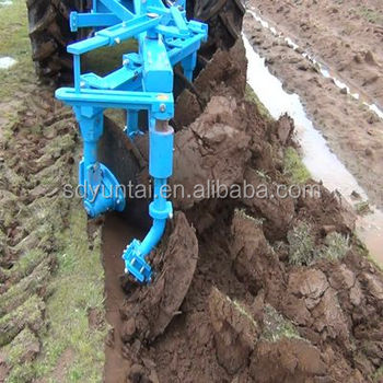 Reversible disc plough with 3 discs 26'' made by YUNTAI factory