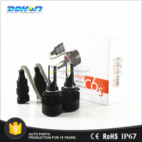 Auto parts LED Light Headlight Vehicle Car Lamps Beam Bulb Kit H4, H13, 9004, 9007, H7, H8, H9, H11, H10,9005,9006,H1, H3