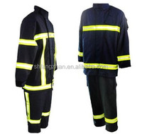 FANGZHAN good quality protective clothing fire-fighting suit for firefighters