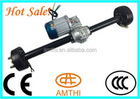 hight quallity three wheel motorcycle 2 Speed Rear Axle made in China, differential rear axle, tricycle rear axle