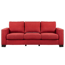 2016 New Design Top Home Furniture Fabric Corner Sectional Sofa