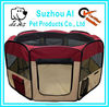 "Colored 45"" Pet Puppy Pet Dog Playpen Exercise Pen Kennel 600d Oxford Cloth"