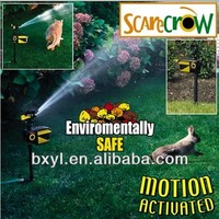 scarecrow sprayer motion activated blow out sprinkler system animal repellent