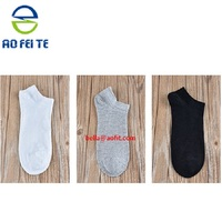 High Quality Wholesale Stripe Sock Cheap Custom Logo Sock Bulk Thin 100 Cotton Men Sock