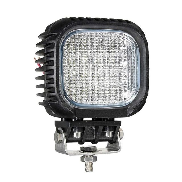 Hot sale led work light high power 48w for jeep SUV Offroad truck tractor trailer led work driving light 6000K high brightness