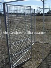 portable welded dog run kennels