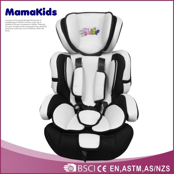 9-36kg baby safety car seats with ECE adjustable portable car seat baby