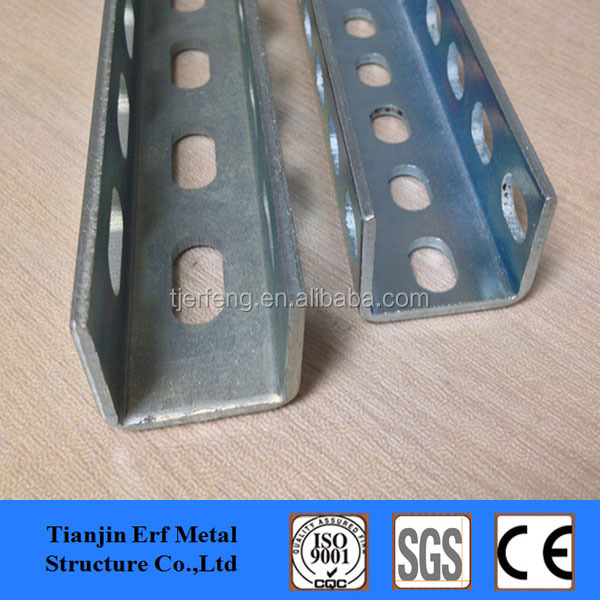 Cold Rolled Galvanized Steel Profiles, U Channel , U Shape Section Steel for Sale