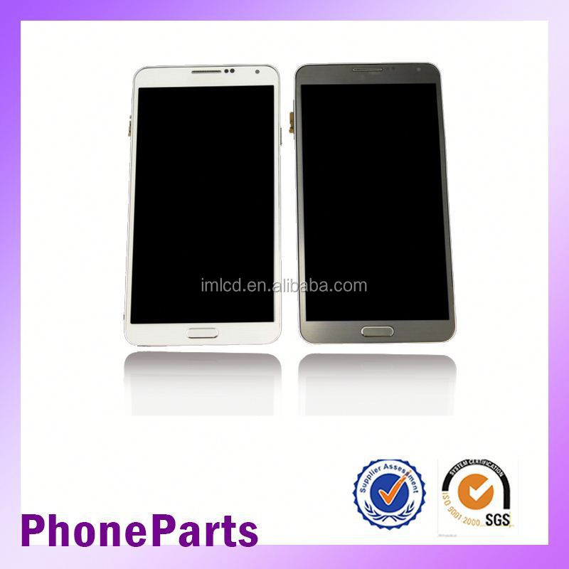 for samsung original galaxy note2 n7000 lcd screen factory price