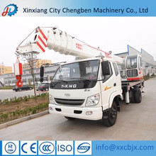 Best T-King/BMC/Dongfeng Trucks Fully Hdraulic Wheel Moving Type Crane