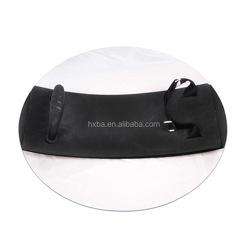 diameter 530mm round shield Anti Riot Protective Shield/Transparent Polycarbonate Riot Shield