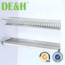 Columbia 60cm kitchen stainless steel dish rack for cupboard