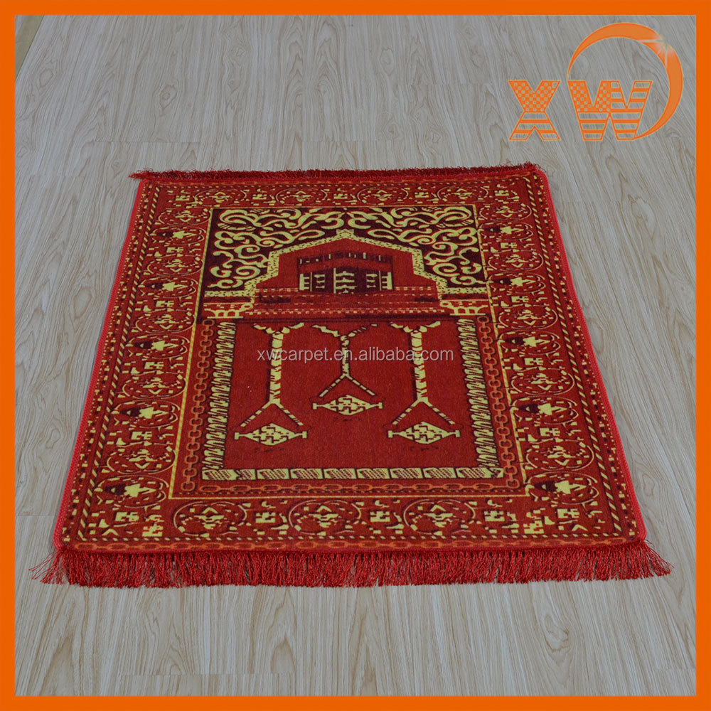 Wholesale 2016 Muslim Travel Portable Cushion Prayer Mat For Sale