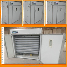 Newest Full Automatic chicken egg incubator and hatcher for egg HY-2640