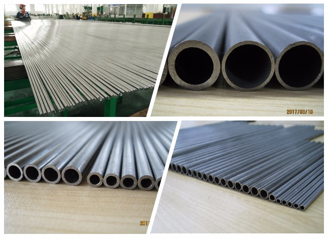 Popular galvanize carbon seamless steel pipe for construction material
