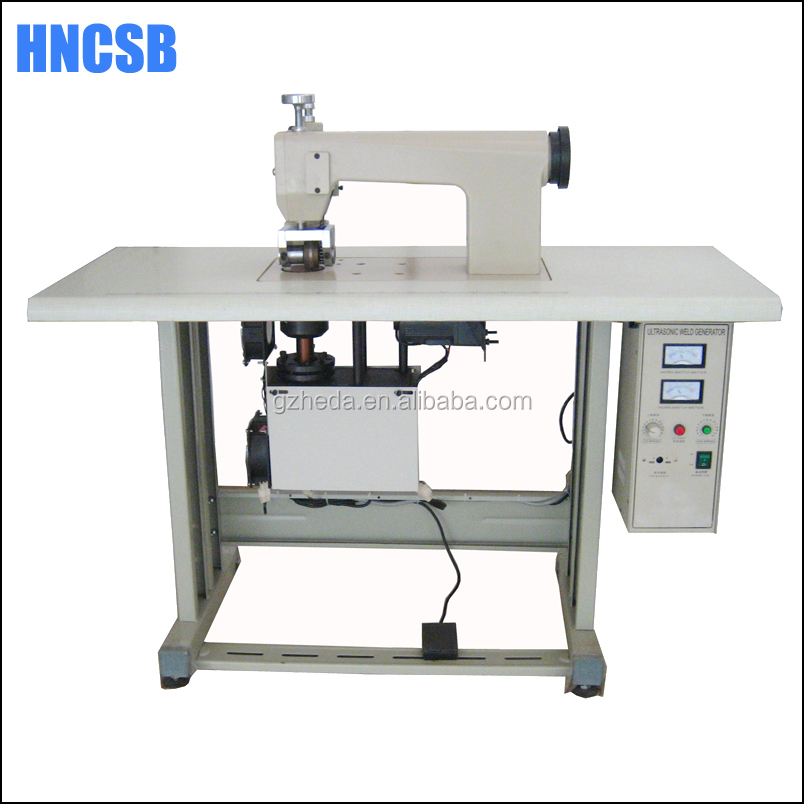 HIGH QUALITY ultrasonic Industrial sewing machine Chinese factory supplys