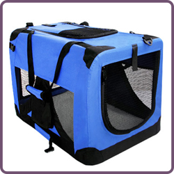 Foldable Pet Soft Crate