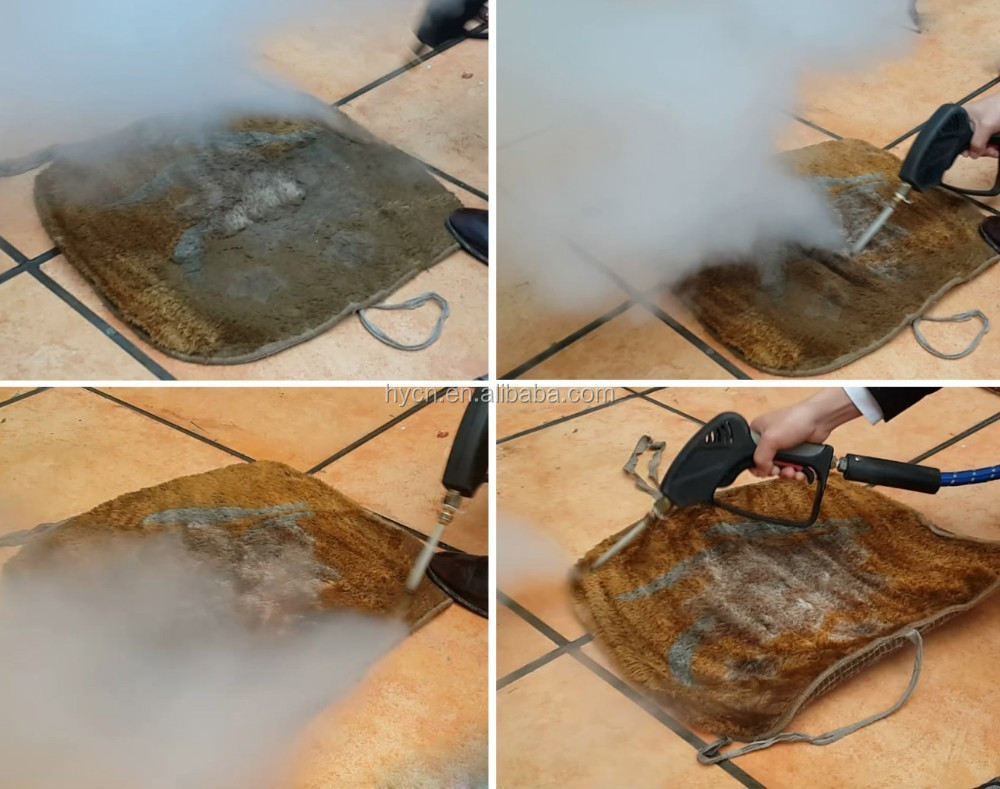 Car Mats Steam Cleaning Sterilizing
