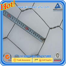 pvc coated hexagonal wire netting or hex mesh galvanized hexagonal retaining wall wire netting