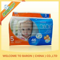 Soft breathable wholesale disposable cheap sleepy baby diaper