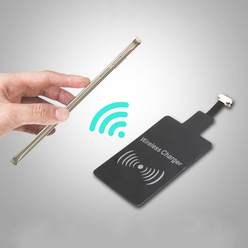 Fast Charging Wireless Receiver For Iphone Micro Android Universal Usb C Qi Receiver