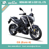 125cc hot selling eec cruiser/ chopper motorcycle grom enduro EEC Euro4 Racing Motorcycle C8 EFI system (Euro 4)