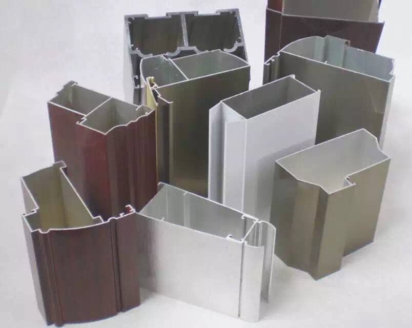 Good business opportunities all types of aluminum extrusion profiles
