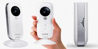 Updated portable smart camera demo/ digital ip covert camera