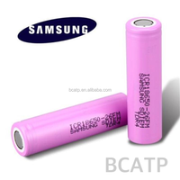 Samsung 26f 2600mah 3.7v lithium rechargeable 18650 battery samsung icr18650-26f li-ion battery