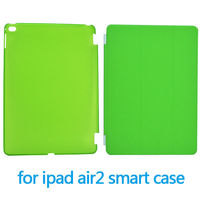Factory supply , custom smart cover case for ipad mini