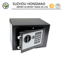 LCD hotel safe digital hotel safes with emergent keys safe box