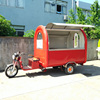 mobile food truck food kiosk cart with kitchen waffle carts food cart for sale, mobile shop contenant smoothie kiosk