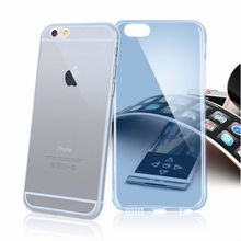 Hot selling factory price classical design water proof transparent TPU phone cover