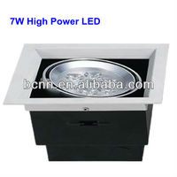 SL-5173L 7W wwww xxx com led down light, led ceiling downlight