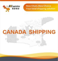 cargo shipping from China to Toronto