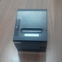 Strong craftsmanship thermal printer 80 mm for barcode/qr code with long term quality warranty FK-POS80BS