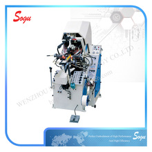 XQ0898 9-Pincer Hydraulic Hot Melt Toe Lasting Machine For Shoe