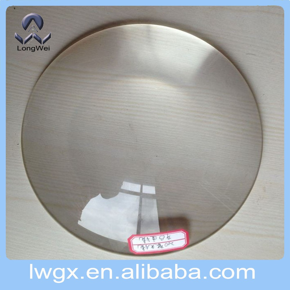 Diameter 200mm convex Lens for Magnifier, projector,microscope,telescope