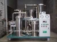 NKTPF-300 stainless steel used cooking oil recycling