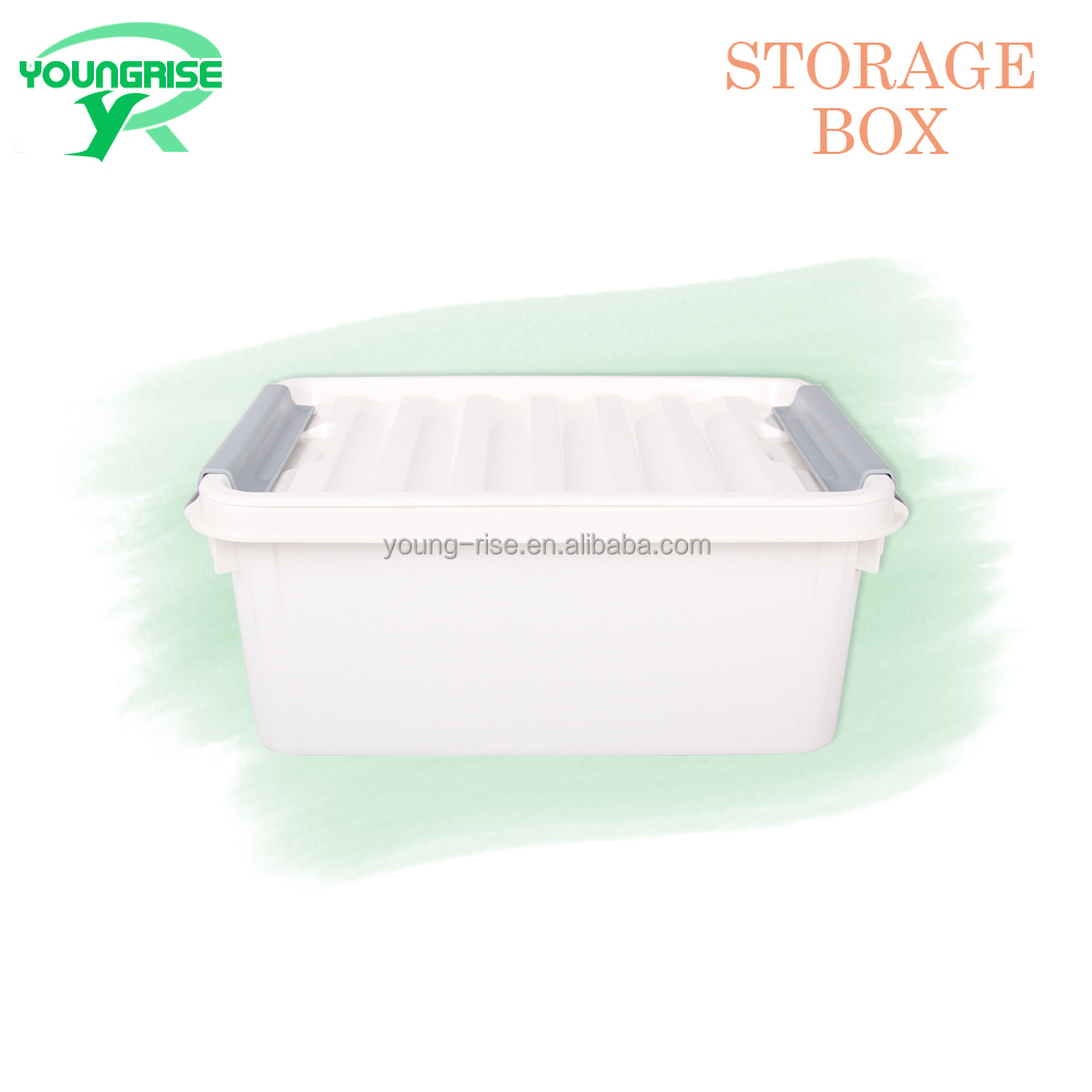Small food grade cheap price plastic packing moving storage containers with lid for medicine