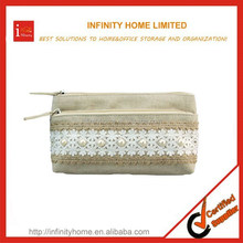 Stylish Acrylic Diamante Clutch Bag