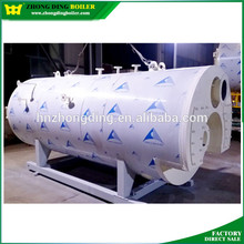 Unique Seal Smoke box diesel oil fired heaters with boiler tanks manufacturers in india