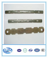 concrete wall forms x flat tie, wedge pin, wedge bolt, nominal tie